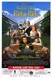 Richie Rich movie poster [Macauley Culkin, John Larroquette] 27x40