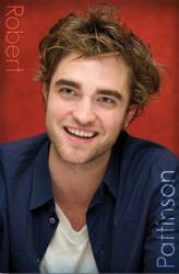 Robert Pattinson poster: Red (22 1/2'' X 34'' Poster) New