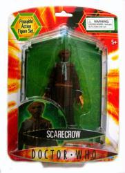 Doctor Who [Series 3] Scarecrow figure w/ blue tie (Underground/2007)