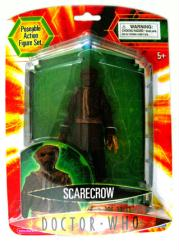 Doctor Who [Series 3] Scarecrow figure w/ brown tie (Underground Toys)