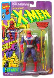 Uncanny X-Men [The Evil Mutants] Senyaka action figure (ToyBiz/1994)