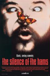 The Silence of the Hams movie poster [Dom DeLuise] 26x40