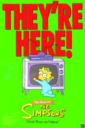 The Simpsons video poster [Best of The Simpsons] 1st video release