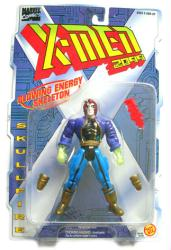X-Men 2099: Skullfire action figure (ToyBiz/1995) New