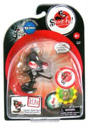 Skunk Fu: Skunk action figure (Zizzle/2008)