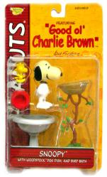 Peanuts Good Ol' Charlie Brown: Snoopy action figure (Playing Mantis)