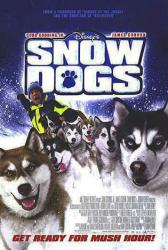 Snow Dogs movie poster [Cuba Gooding, Jr.) 26x40 video poster