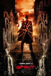 The Spirit movie poster [Gabriel Macht] advance teaser