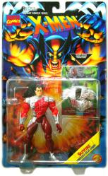 X-Men Mutant Genesis Series: Sunfire action figure (ToyBiz/1995)