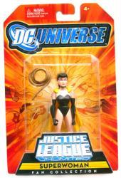 DC Universe [Justice League] Superwoman action figure (Mattel/2008)