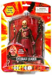 Doctor Who [Series 1] Sycorax Leader action figure (Underground/2007)