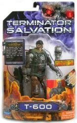 Terminator Salvation: 7'' T-600 action figure (Playmates/2009)