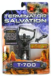 Terminator Salvation: 4'' T-700 action figure (Playmates/2009)