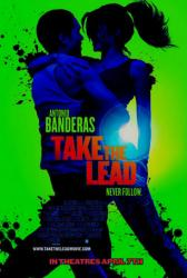 Take the Lead movie poster [Antonio Banderas] 27x40 original