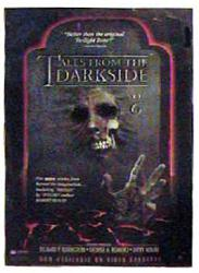 Tales From the Darkside 6 movie poster (27x40) NM