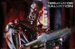 Terminator Salvation movie poster (34'' X 22 1/4'' poster)