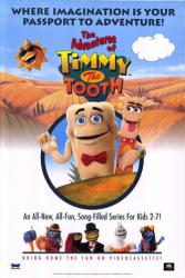 The Adventures of Timmy the Tooth original video poster