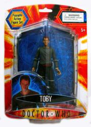 Doctor Who [Series 2] Toby action figure (Underground Toys/2007)