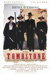 Tombstone movie poster [Kurt Russell, Val Kilmer] 27x40