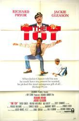 The Toy movie poster [Richard Pryor/Jackie Gleason] original one-sheet