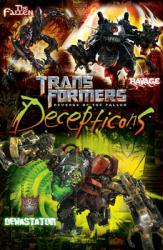 Transformers: Revenge of the Fallen movie poster [Decepticons]