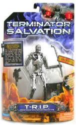 Terminator Salvation: 6'' T-R.I.P. action figure (Playmates/2009)