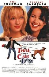 Truth About Cats & Dogs, The [w/ Uma Thurman & Janeane Garofalo] (Theatrical Movie Poster) Fair