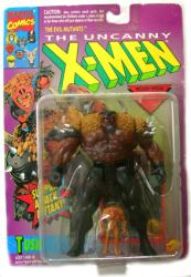 Uncanny X-Men [The Evil Mutants] Tusk action figure (ToyBiz/1993)