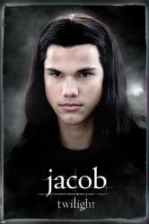 Twilight movie poster [Taylor Lautner as Jacob] 24'' X 36''