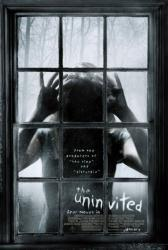 The Uninvited movie poster (2009) original one-sheet