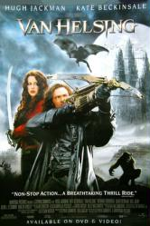 Van Helsing movie poster [Hugh Jackman, Kate Beckinsale] 27x40 video
