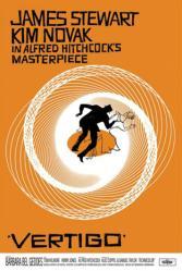 Vertigo movie poster [an Alfred Hitchcock film] 24'' X 36''