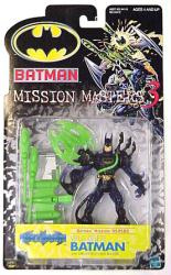 Batman [Mission Masters 3] Virus Delete Batman action figure (Hasbro)