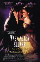 Washington Square movie poster [Jennifer Jason Leigh & Ben Chaplin] VG