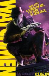 Watchmen movie poster [Rorschach] 24'' X 36''