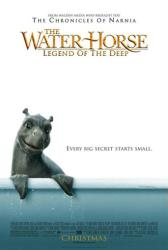 The Water Horse: Legend of the Deep movie poster (2007) 27x40