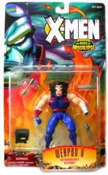 X-Men After Xavier Age of Apocalypse: Weapon X action figure (ToyBiz)