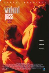 Weekend Pass movie poster [Paula Barbieri] 27x40