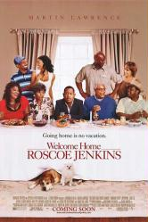 Welcome Home, Roscoe Jenkins movie poster [Martin Lawrence] 27x40