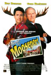 Welcome to Mooseport movie poster [Ray Romano & Gene Hackman] video