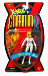 X-Men Generation X: White Queen action figure (ToyBiz/1996)