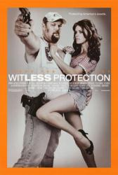 Witless Protection movie poster [Larry the Cable Guy, Jenny McCarthy]