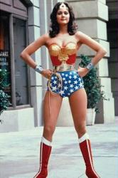 Wonder Woman poster [Lynda Carter] 1970s TV show (24x36)