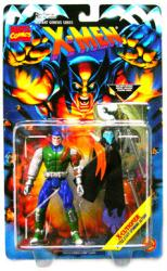 X-Men Mutant Genesis Series: X-Cutioner action figure (ToyBiz/1995) NM