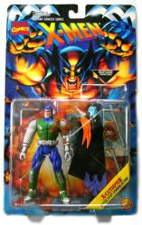 X-Men Mutant Genesis Series: X-Cutioner action figure (ToyBiz) Good