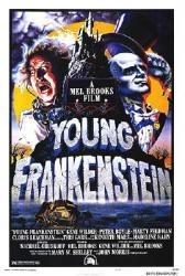 Young Frankenstein movie poster [Gene Wilder] Mel Brooks (27x40)
