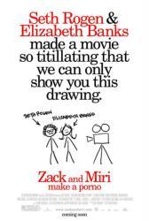 Zack and Miri Make a Porno movie poster (2009)