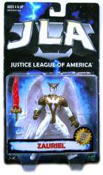 JLA [DC's Justice League] Zauriel action figure (Hasbro/1998)