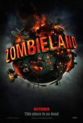 Zombieland movie poster (2009) advance