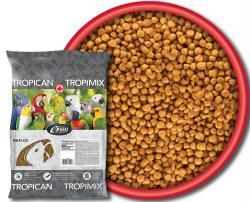 Tropican Sm Hookbill  2 mm Granules High Performance 25 LB